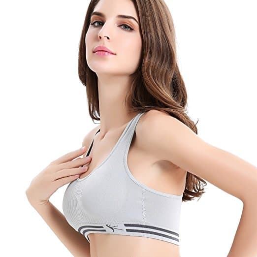 b7ef2ccd6a1 The workout genie bra is a great bra for you to wear when you are trying to  make sure that you are comfortable when you are at the gym.