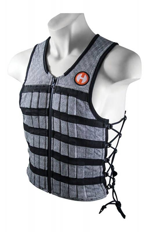 picture A Weighted Vest May Improve Balance