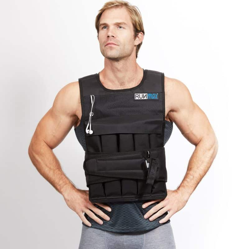 A Weighted Vest May Improve Balance advise